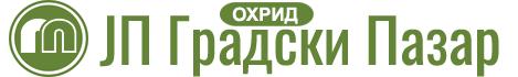 J.П ГРАДСКИ ПАЗАР – ОХРИД